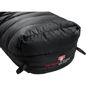 Grüezi-Bag Biopod Down Hybrid Ice Extreme 180 Sac de couchage, deep forest